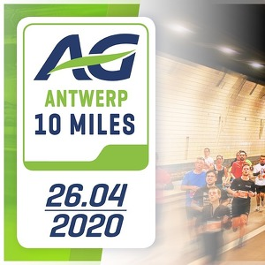 Team Page: AG Antwerp 10 Miles 2020